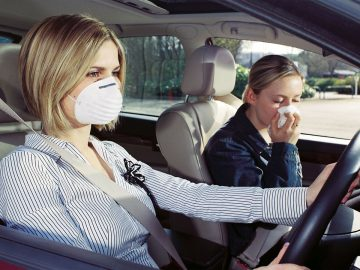 car interior restoration, odors